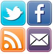 Twitter Facebook Email RSS