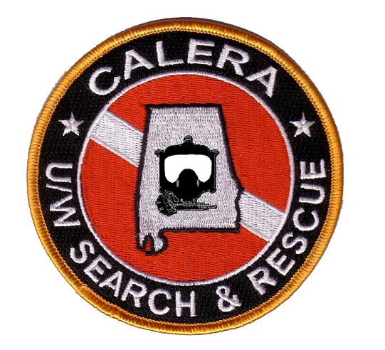 Calera U/W Search & Rescue Seal