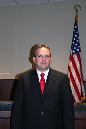 Council Member David Bradshaw